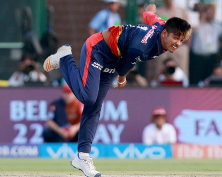 Sandeep Lamichhane proves his mettle in Global T20 Canada tournament