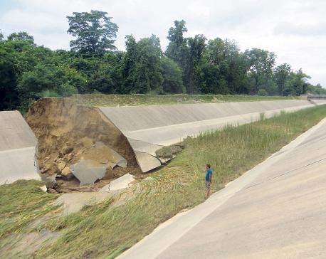 Politicians only milking Sikta Irrigation Project: Locals
