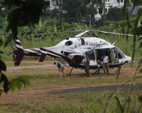Second phase of Thai cave rescue operation underway
