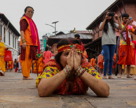 In pictures: Bol Bam at Pashupatinath