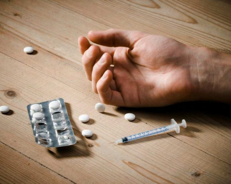 Number of narcotic drug users up in Mahottari