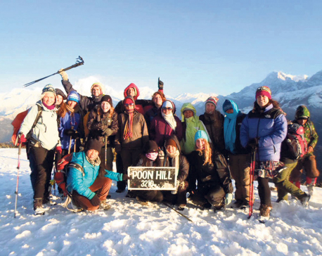 Spotlight on female trekking guides