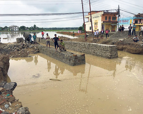 Govt constructing six-lane highwaywithout arranging diversion