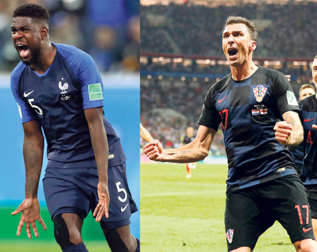 France, Croatia to write new narrative of world football as known powerhouses fade