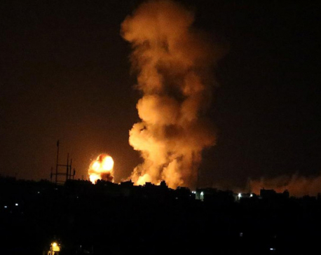 Israel, Hamas agree to restore calm in Gaza: Hamas