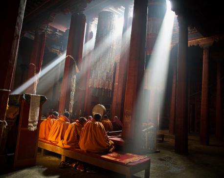 Nepal's stolen gods