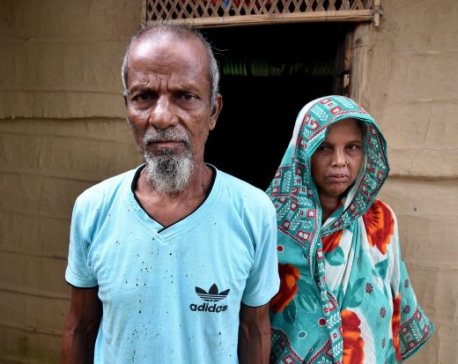 Muslim survivors of Indian massacre shaken by citizenship test