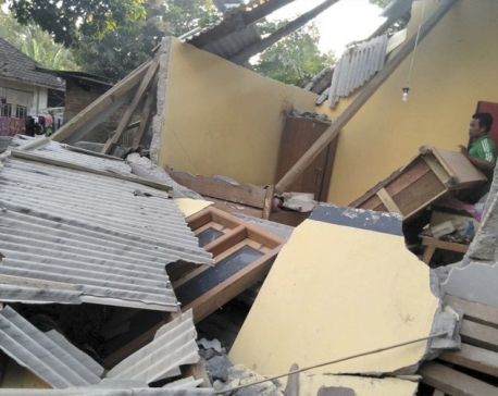 UPDATE: Powerful quake hits Indonesia's Lombok, 12 killed, houses damaged