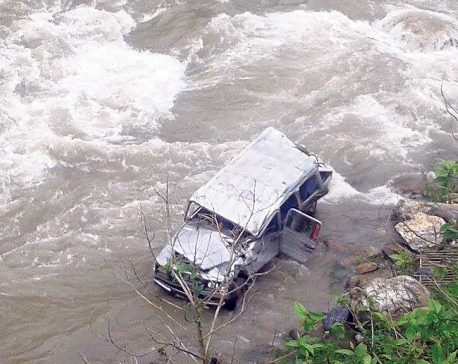 60-yr-old goes missing in jeep accident