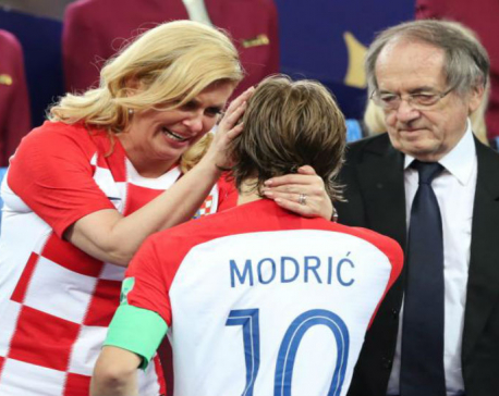 10 Interesting things about Croatian president Kolinda Grabar-Kitarovic