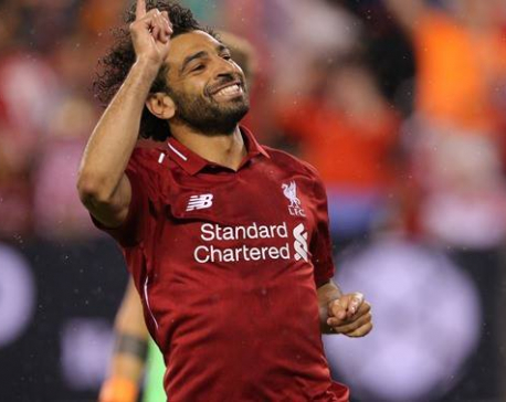 Liverpool must ease scoring burden on Salah - Milner