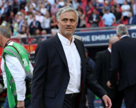 Mourinho worried by Man United's 'very bad' pre-season