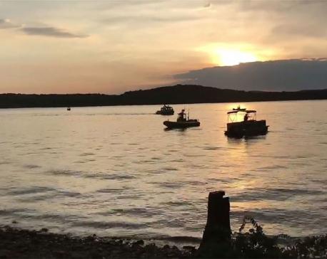 Duck boat capsizes in Missouri, killing 11 people