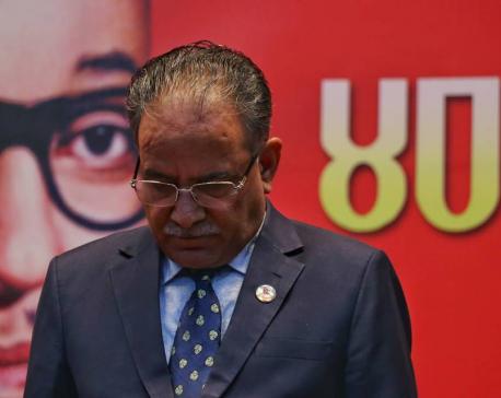 'Govt willing to resolve Medical Ordinance deadlock': Dahal