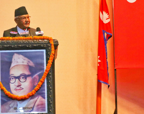 """What has Nepali Congress done?"" Oli fumes fire"