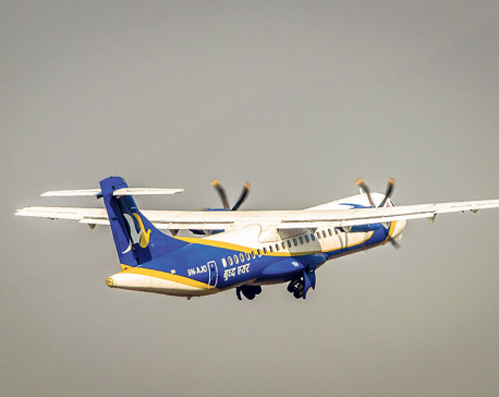Buddha Air receives permission to fly to New Delhi from Nepalgunj