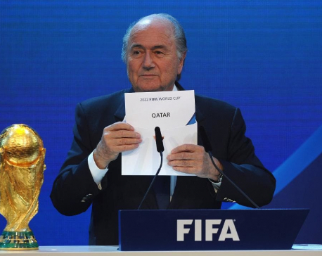 Qatar used secret 'black operations' campaign to sabotage rival bids for 2022 World Cup, claims report