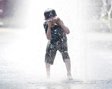 Over a billion people struggle to stay cool as Earth warms