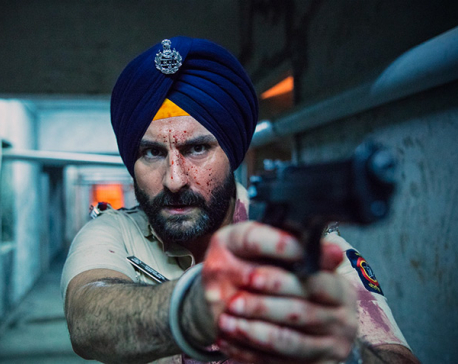 Sacred Games row: Saif Ali Khan says one might get killed for speaking against government in India