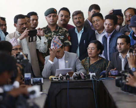 Dhakal and Pokhrel in fray for the post of law minister