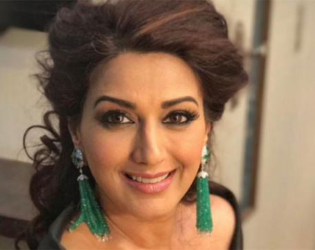 Sonali Bendre diagnosed with 'high-grade cancer'