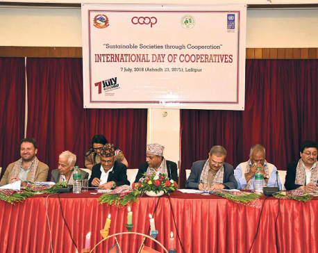 Cooperatives' contribution in achieving SDGs underlined