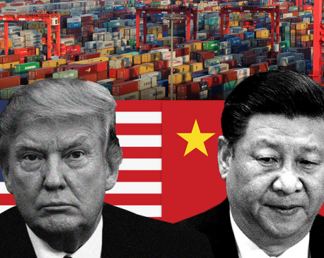 U.S.-China trade war heats up as tariffs take effect