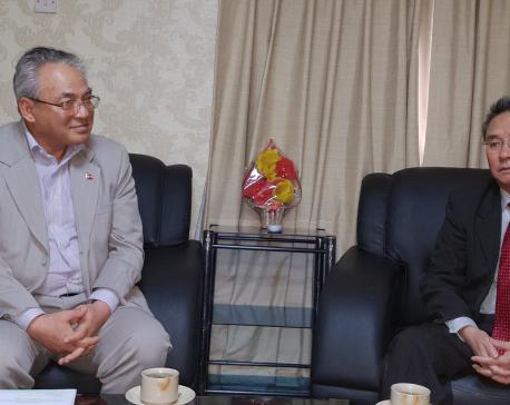 N. Korea inspires patriotism: Home Minister Thapa