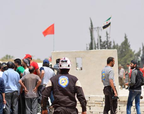 Israel evacuates 800 White Helmets from Syria to Jordan