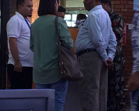 DPM Yadav flies to Bangkok with 'third' passport; sans cabinet approval