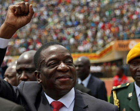 President Mnangagwa's promises are questioned by opposition leader