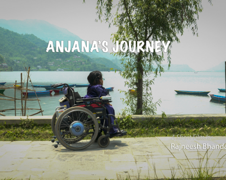 'Anjana's Journey' finalist of 2018's Ability Short Film Awards