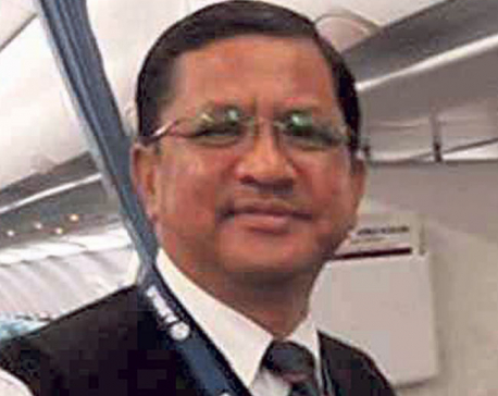NAC asks CAAN to allow tainted pilot to fly