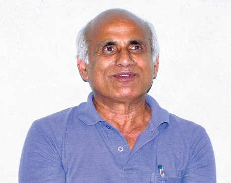 The inspiring Dr Govinda KC
