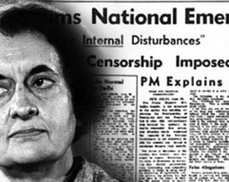 Indian press: Then and now