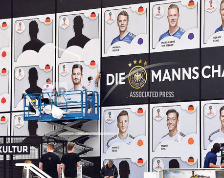 Champions Germany looking to break recent World Cup hoodoo