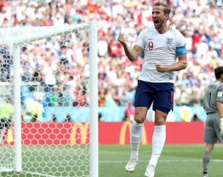 England rout Panama 6-1 with Kane hat-trick