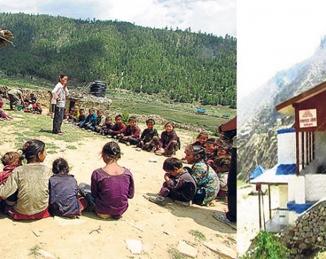 30 wards in Jumla without health posts
