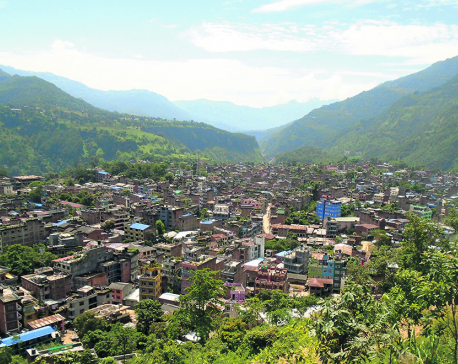 Baglung bazaar water crisis may end in two years