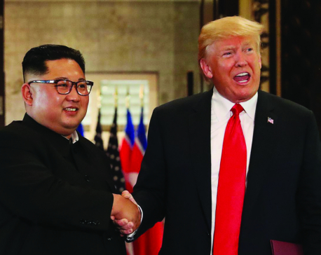 Kim looking to 'achieve results' in 2nd summit with Trump