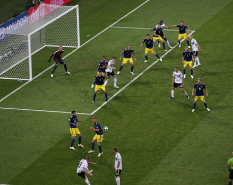 Kroos missile secures last-gasp Germany win