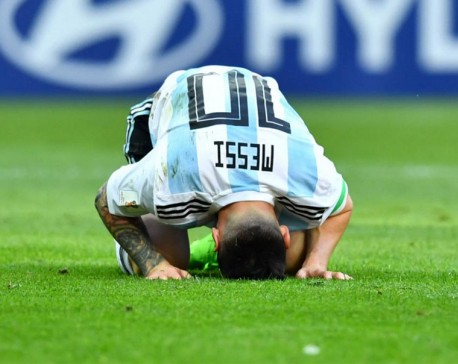 Argentina at a crossroads after World Cup demise as post-Lionel Messi era looms