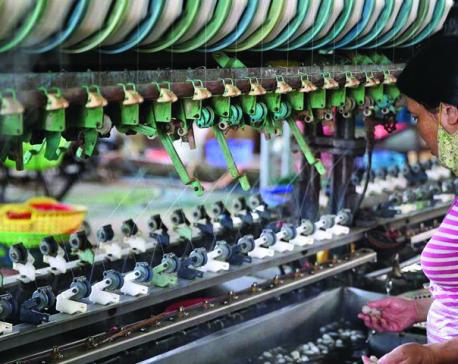 Saving garment industry