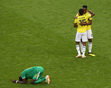 Colombia through as Senegal suffer yellow card heartache