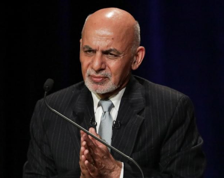 Afghan president orders troops to resume operations against Taliban