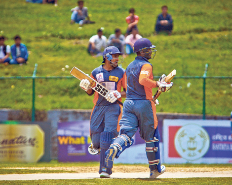 Airee, Khakurel tons propel APF into semis