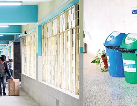 A new makeover of Bir Hospital