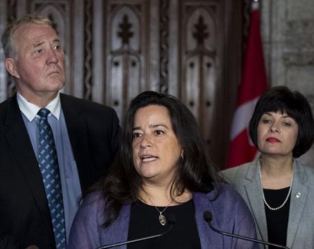 Trudeau: Canada to legalize marijuana on Oct. 17
