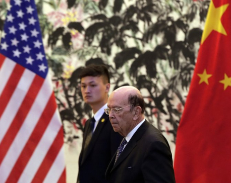 China says trade deals are off if US raises tariffs