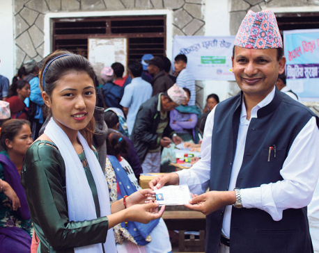 Obtaining citizenship in mother's name no more a challenge in Myagdi